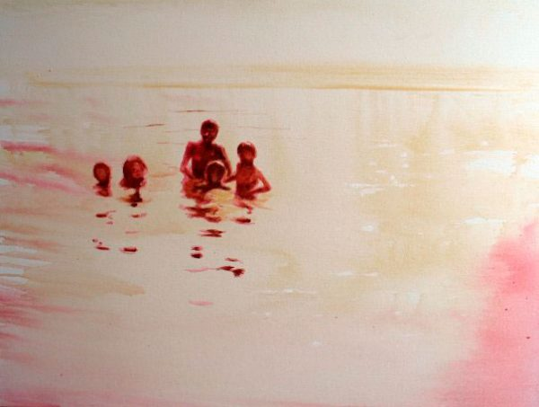 memories-izik-lambez-2013-acrylic-on-canvas-90-70-cm