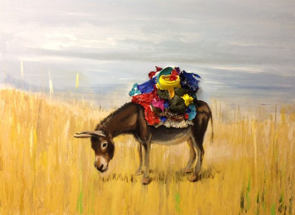 donkey-izik-lambez-2015-acrylic-on-canvas-80-120-cm